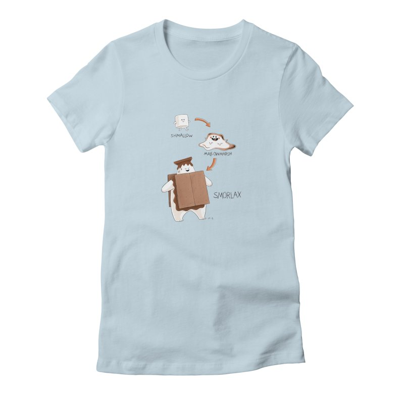 Smorlax Women's T-Shirt by Lupi Art + Illustration