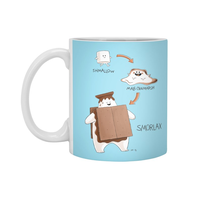 Smorlax Accessories Mug by Lupi Art + Illustration