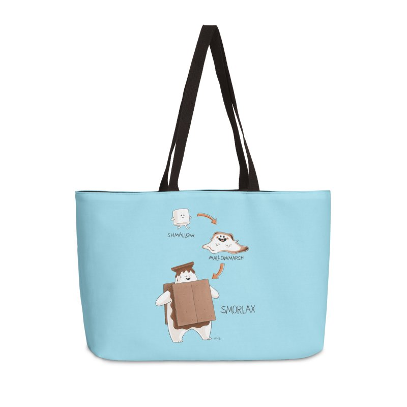 Smorlax Accessories Bag by Lupi Art + Illustration