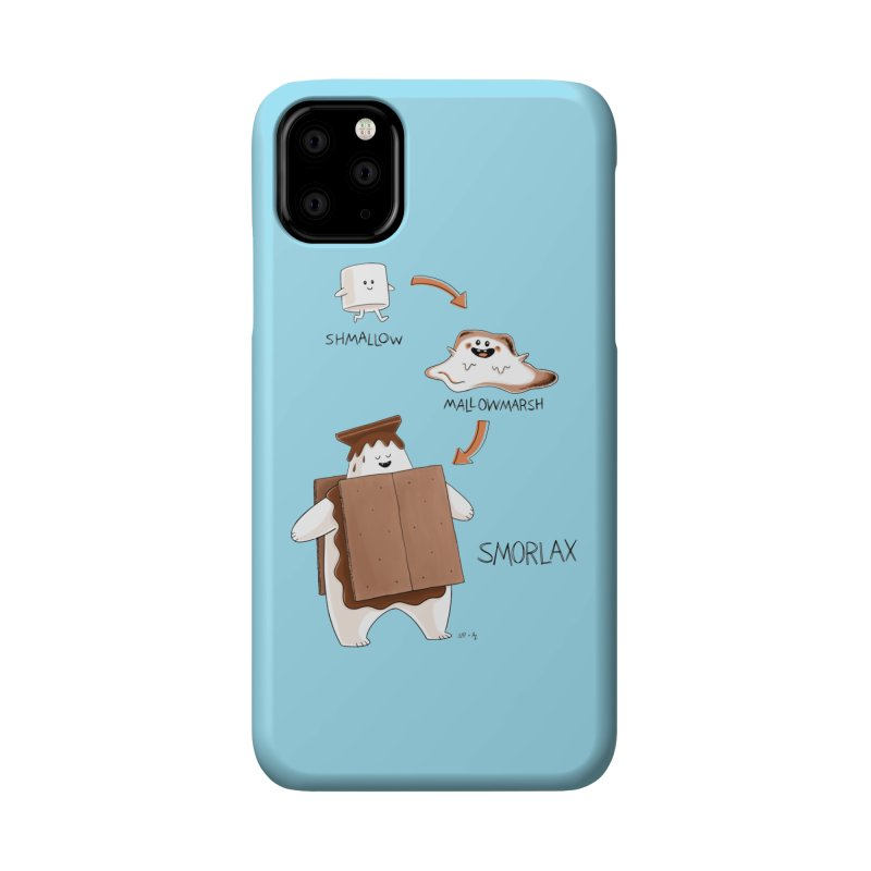 Smorlax Accessories Phone Case by Lupi Art + Illustration