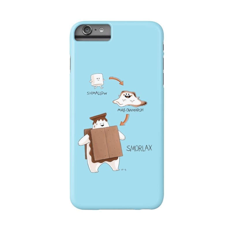 Smorlax Accessories Phone Case by Lupi Art + Illustration