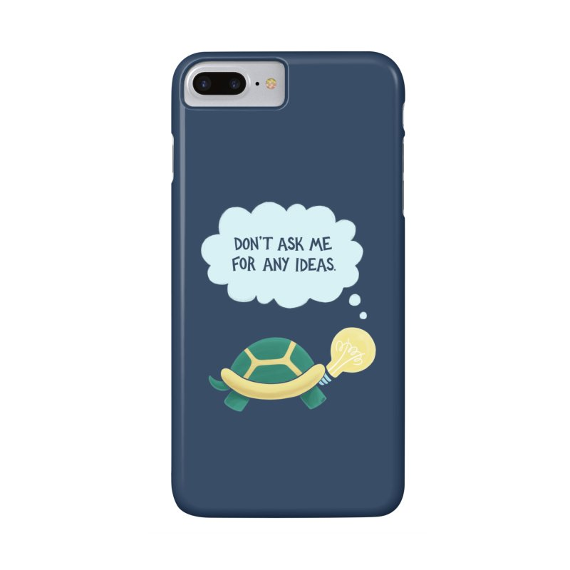 Idea Turtle Accessories Phone Case by Lupi Art + Illustration