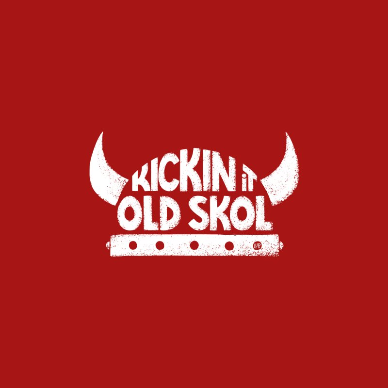 Old Skol Kids T-Shirt by Lupi Art + Illustration