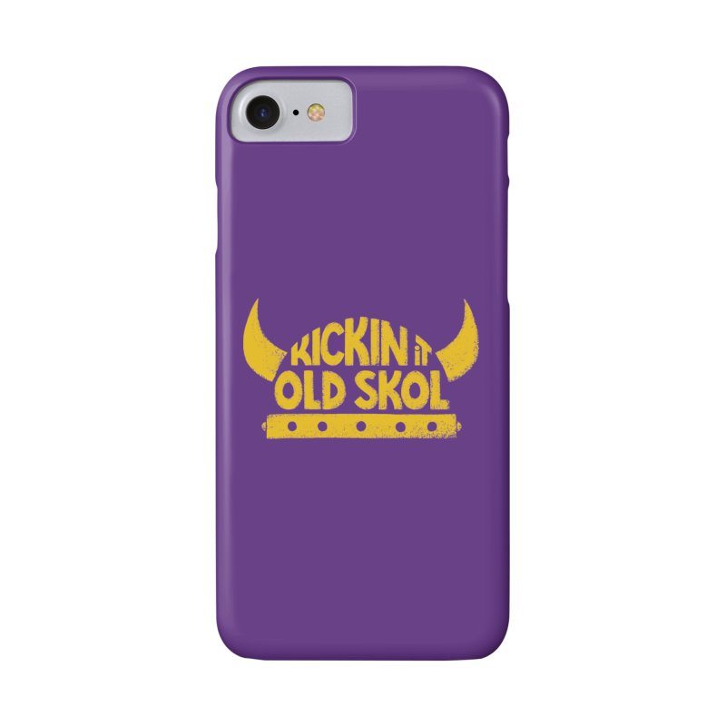 Old Skol (Football edition) Accessories Phone Case by Lupi Art + Illustration