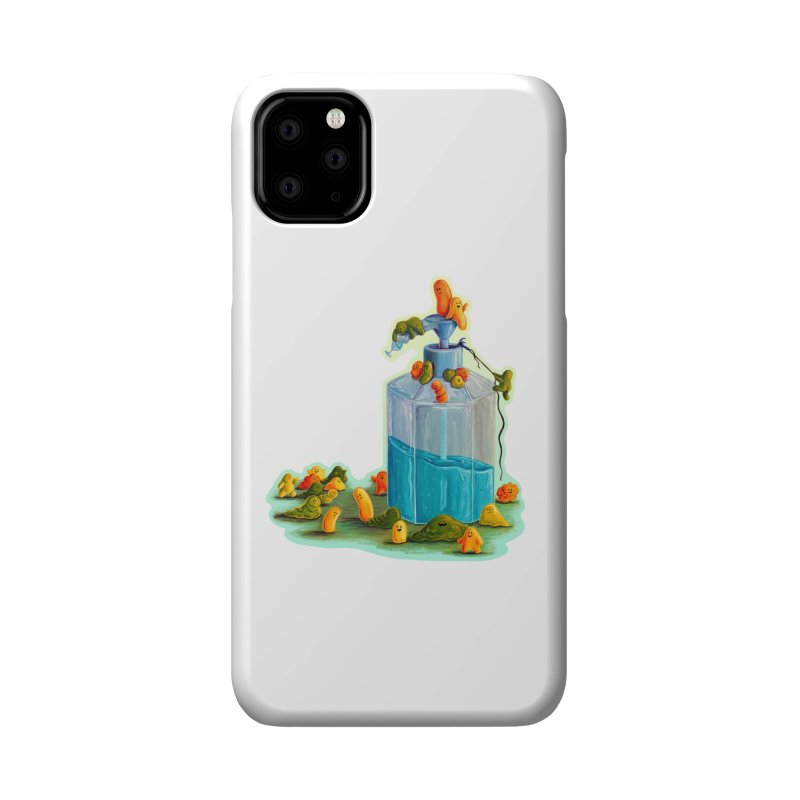 Germs are Everywhere Accessories Phone Case by Lupi Art + Illustration