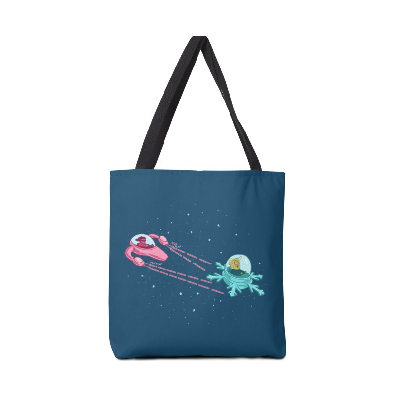 Pew-pew-pewterus!! Accessories Bag by Lupi Art + Illustration