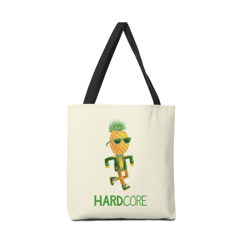 Hardcore Accessories Bag by Lupi Art + Illustration