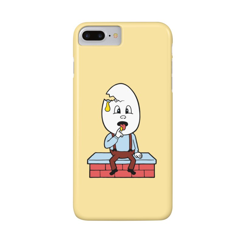 Zombie Dumpty Accessories Phone Case by Lupi Art + Illustration