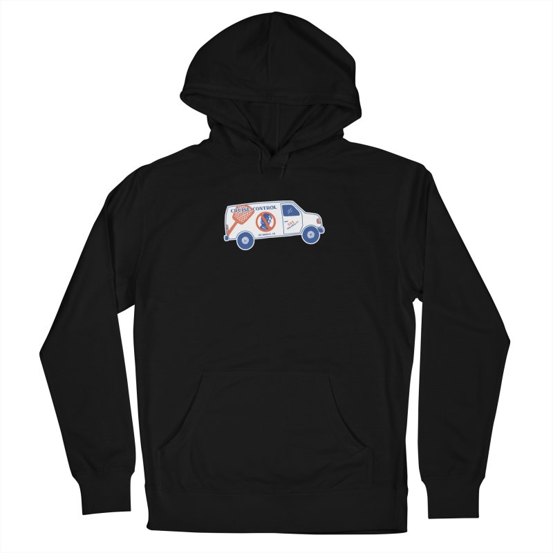 Cruise Control Men's Pullover Hoody by Lupi Art + Illustration