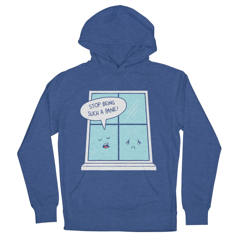 A Pane in the Glass Women's Pullover Hoody by Lupi Art + Illustration