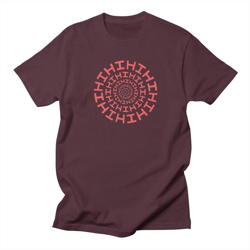 Hi hi hi (it's a red letter day) Women's Unisex T-Shirt by Lupi Art + Illustration