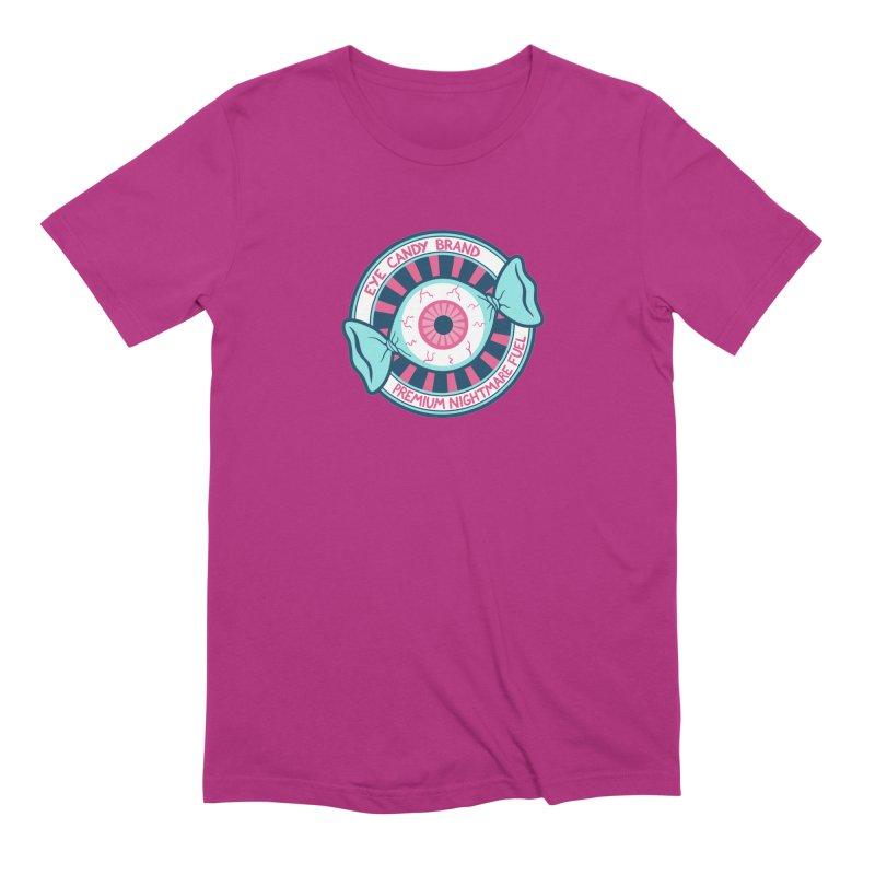 Eye Candy Badge Men's T-Shirt by Lupi Art + Illustration