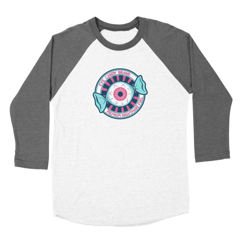 Eye Candy Badge Women's Longsleeve T-Shirt by Lupi Art + Illustration