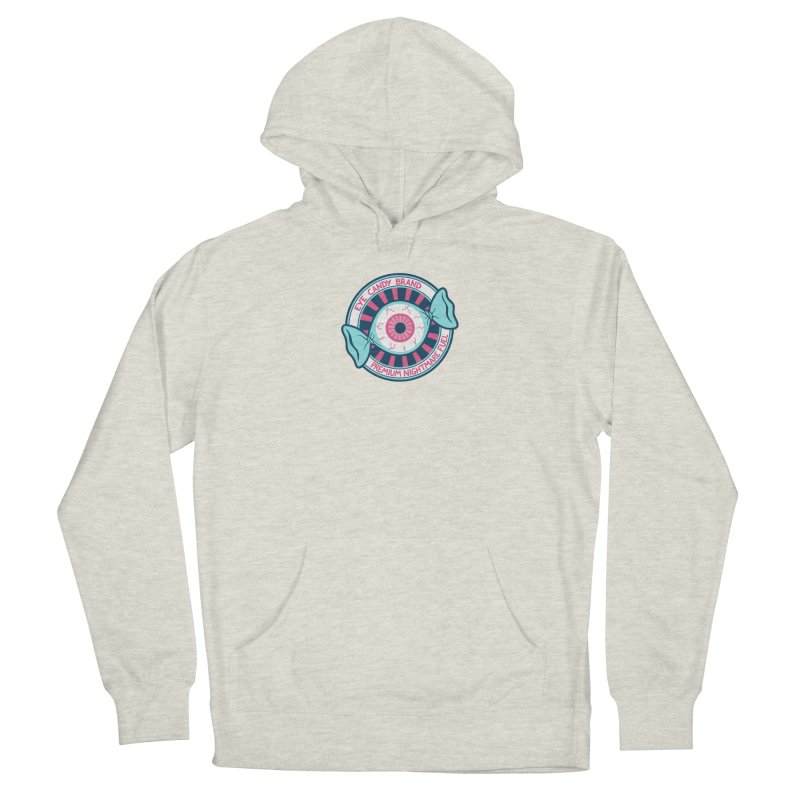 Eye Candy Badge Men's Pullover Hoody by Lupi Art + Illustration