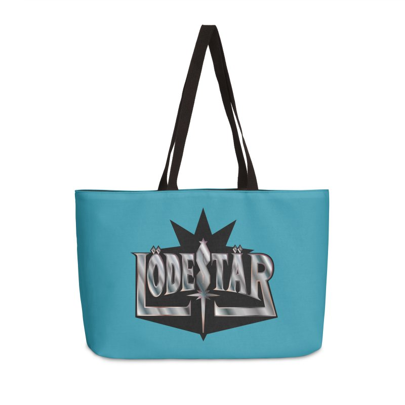 LödeStär Accessories Weekender Bag Bag by Lupi Art + Illustration