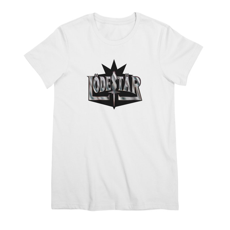 LödeStär Women's T-Shirt by Lupi Art + Illustration