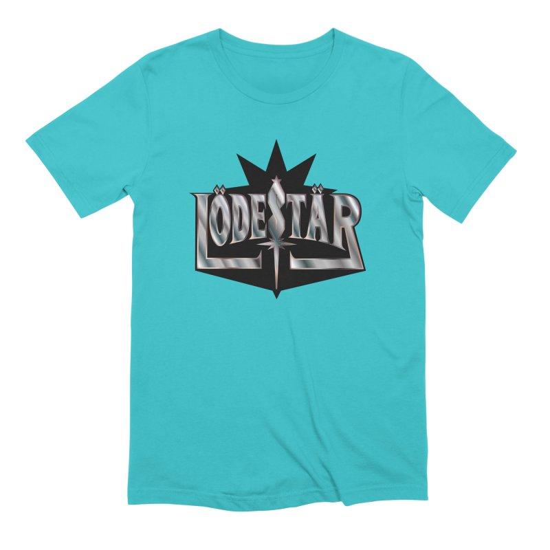 LödeStär Men's Extra Soft T-Shirt by Lupi Art + Illustration