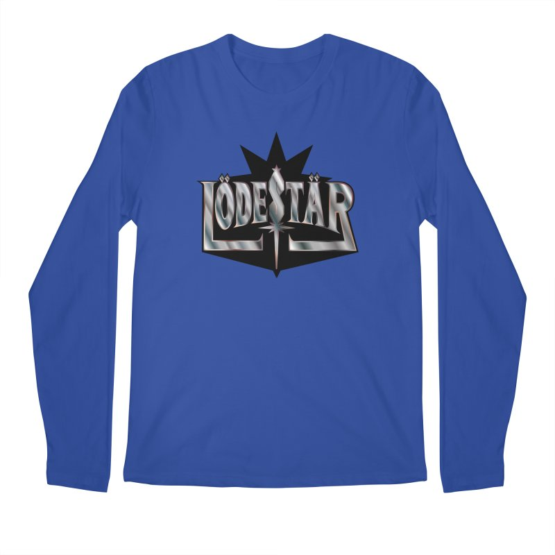 LödeStär Men's Longsleeve T-Shirt by Lupi Art + Illustration