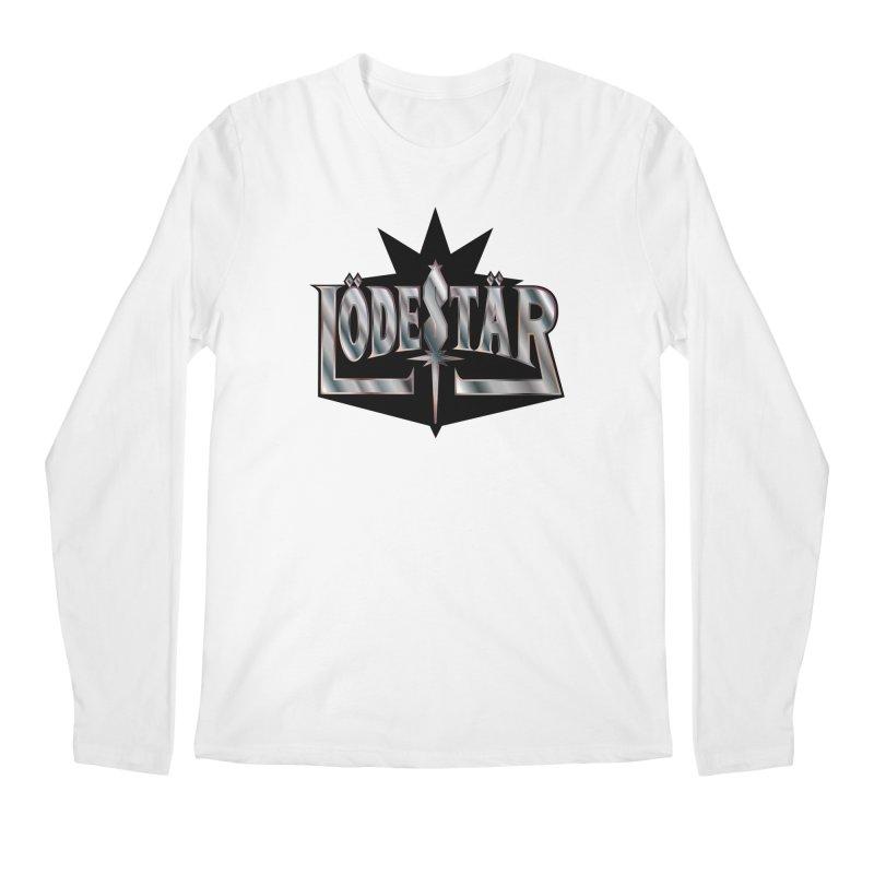 LödeStär Men's Regular Longsleeve T-Shirt by Lupi Art + Illustration