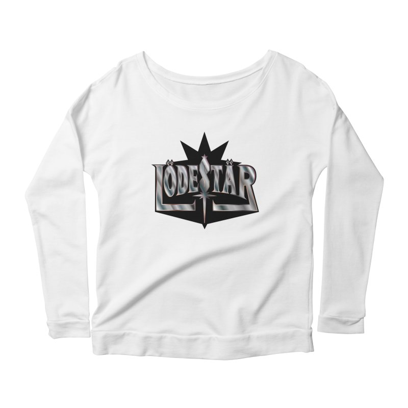 LödeStär Women's Longsleeve T-Shirt by Lupi Art + Illustration