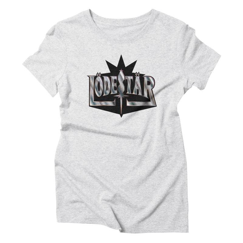 LödeStär Women's T-Shirt by Lupi Art + Illustration