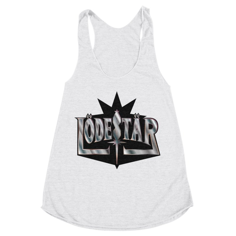 LödeStär Women's Tank by Lupi Art + Illustration