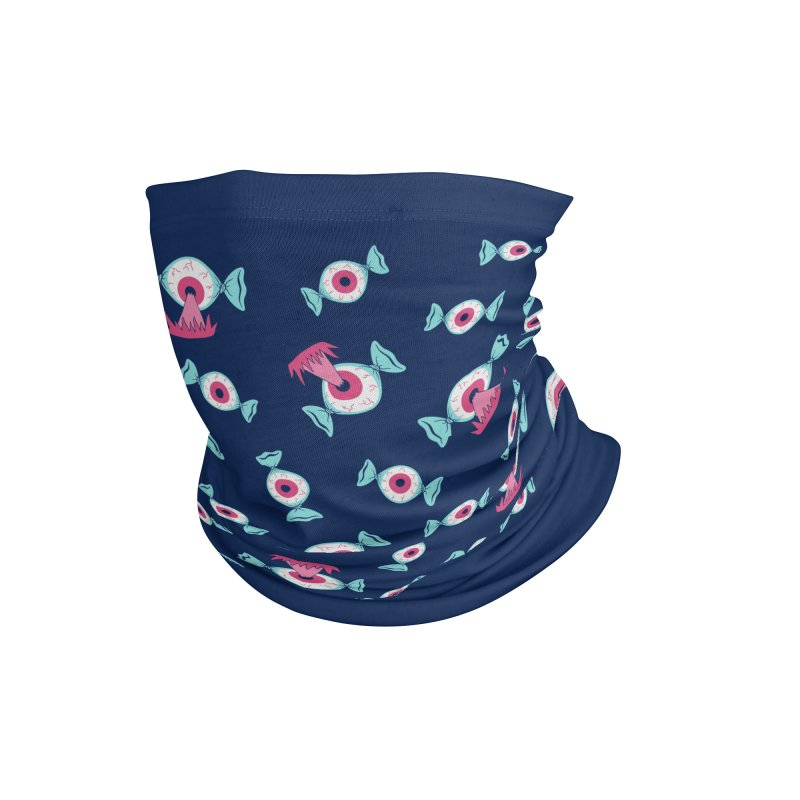 Eye Candy Accessories Neck Gaiter by Lupi Art + Illustration