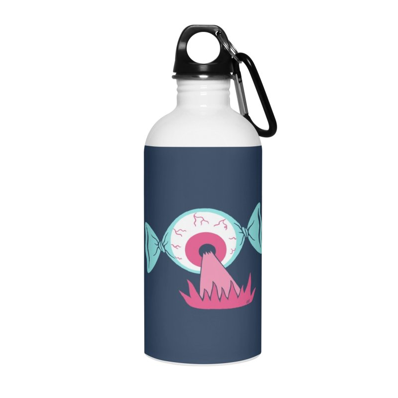 Eye Candy Accessories Water Bottle by Lupi Art + Illustration