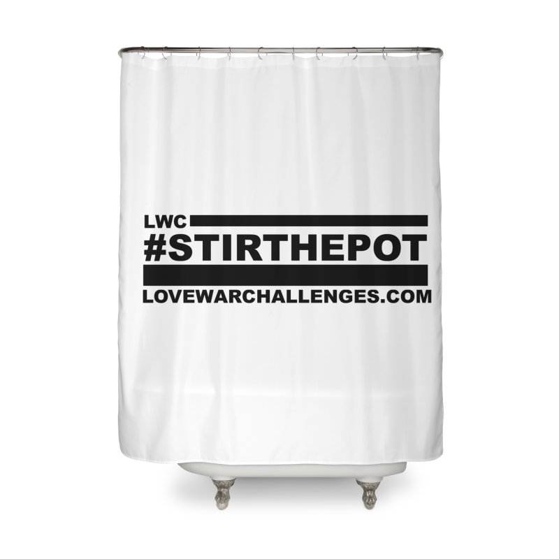 Stir The Pot Home Shower Curtain by Shop LWC