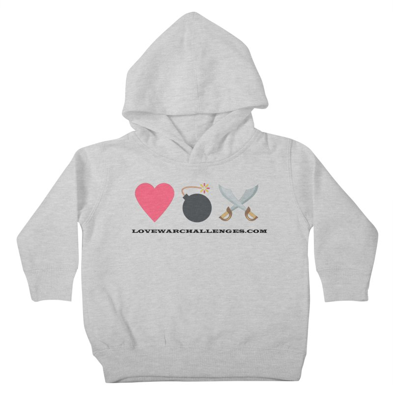 LWC Emoji Kids Toddler Pullover Hoody by Shop LWC