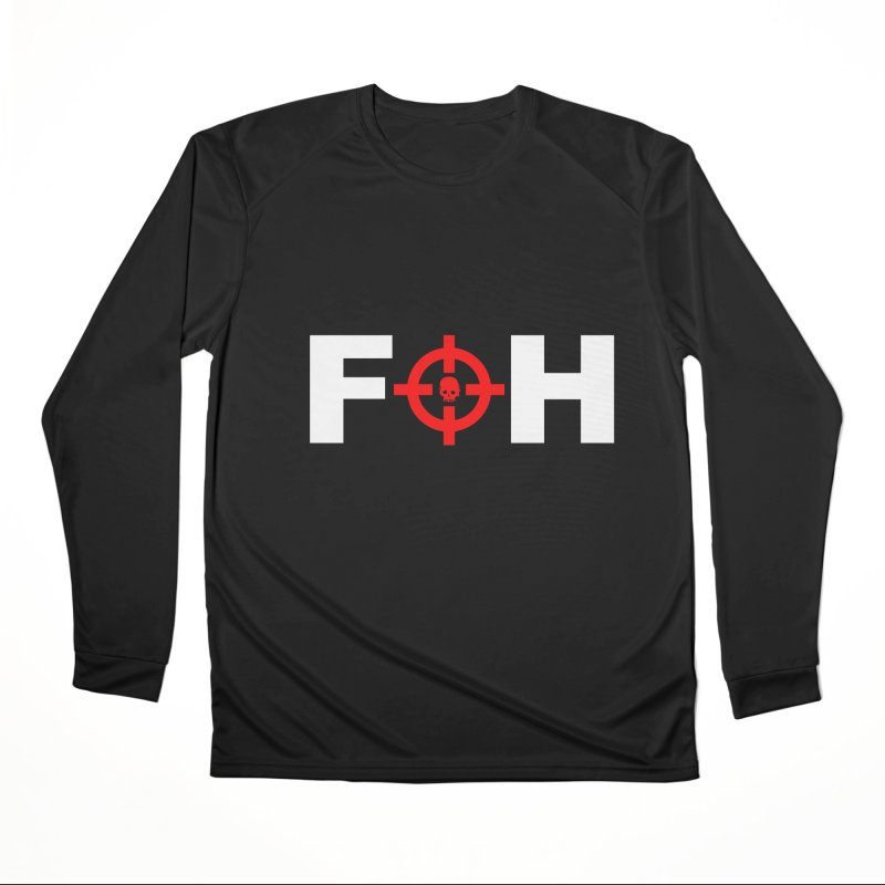 FOH Women's Performance Unisex Longsleeve T-Shirt by Shop LWC