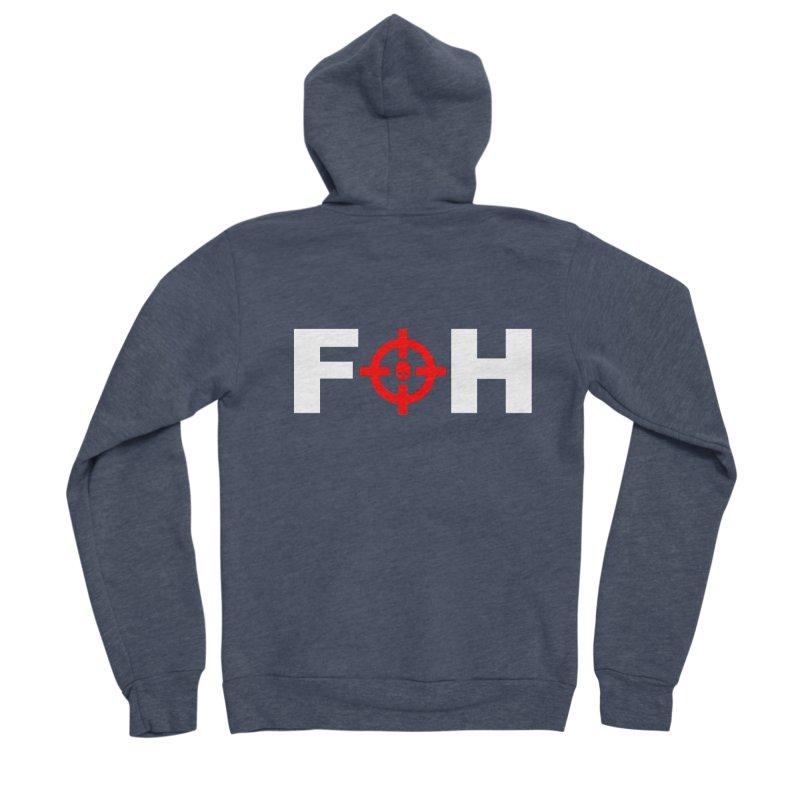 FOH Men's Sponge Fleece Zip-Up Hoody by Shop LWC
