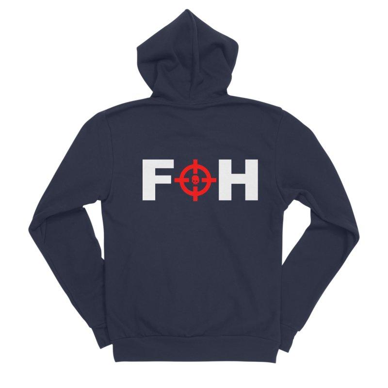 FOH Women's Sponge Fleece Zip-Up Hoody by Shop LWC