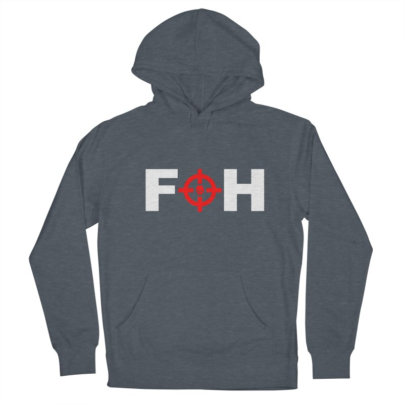 FOH Women's French Terry Pullover Hoody by Shop LWC