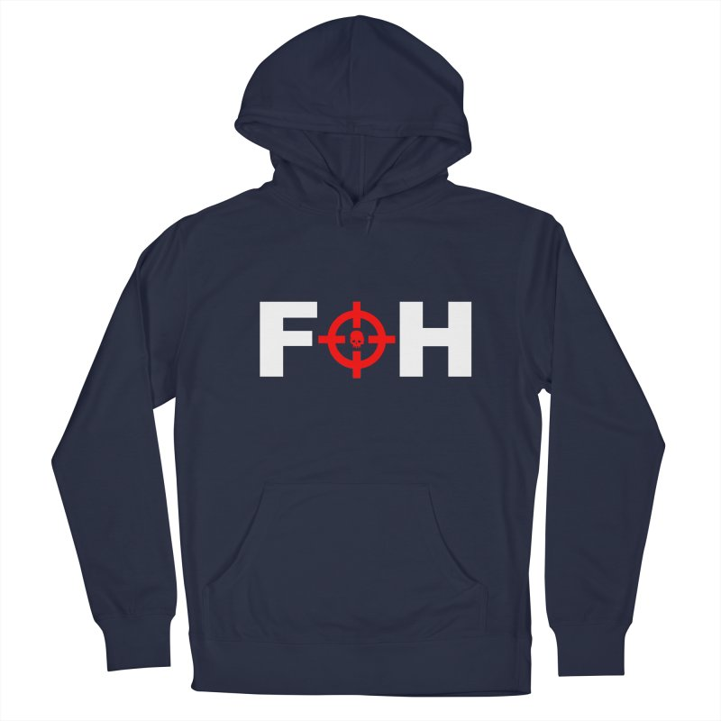 FOH Men's French Terry Pullover Hoody by Shop LWC
