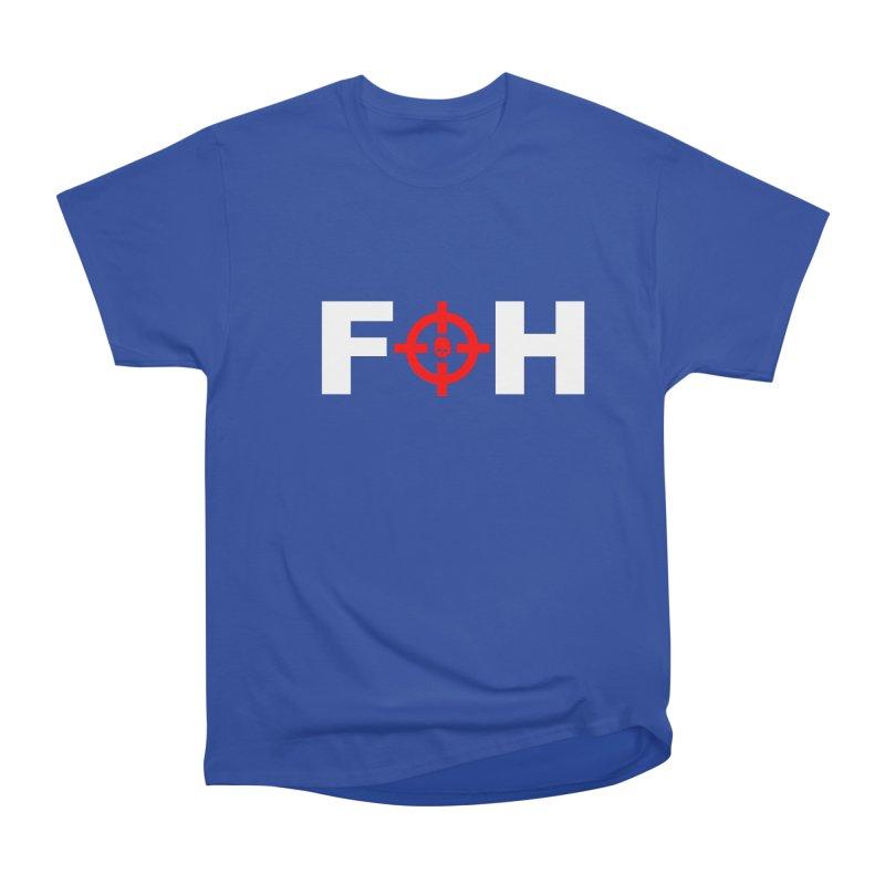 FOH Women's Heavyweight Unisex T-Shirt by Shop LWC