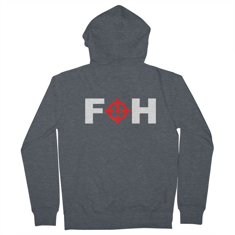 FOH Women's French Terry Zip-Up Hoody by Shop LWC