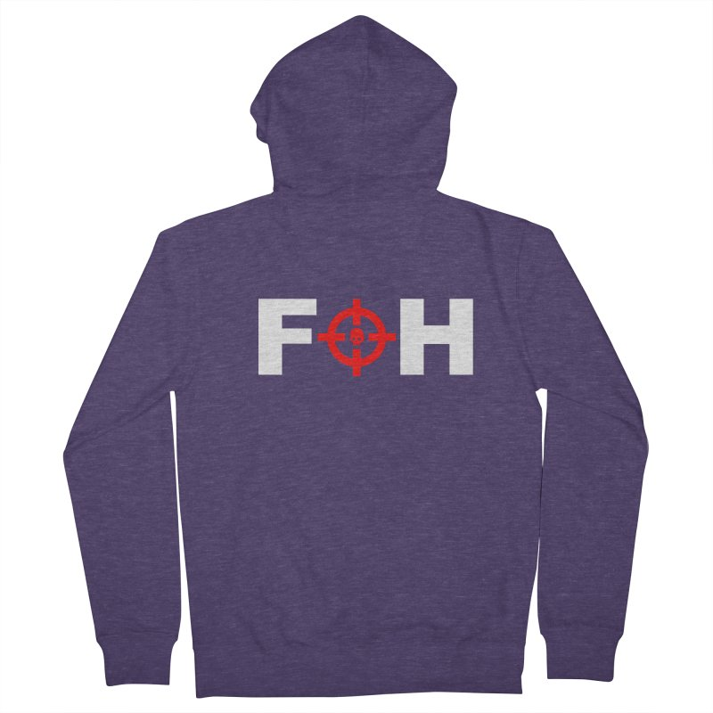 FOH Men's French Terry Zip-Up Hoody by Shop LWC