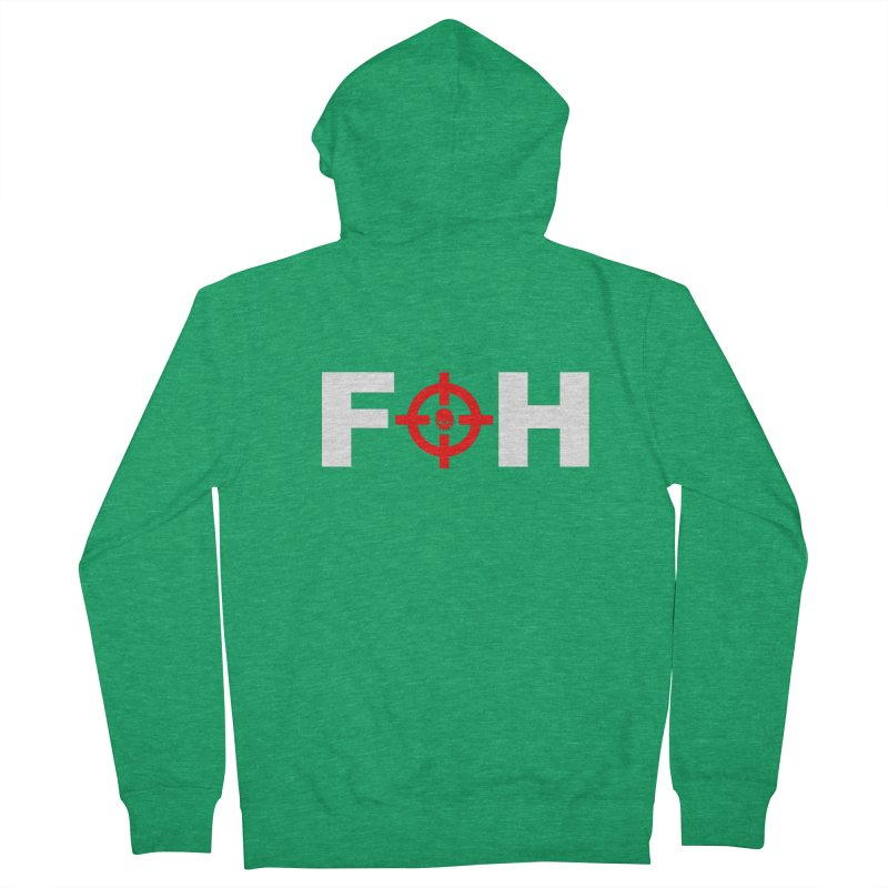 FOH Men's Zip-Up Hoody by Shop LWC