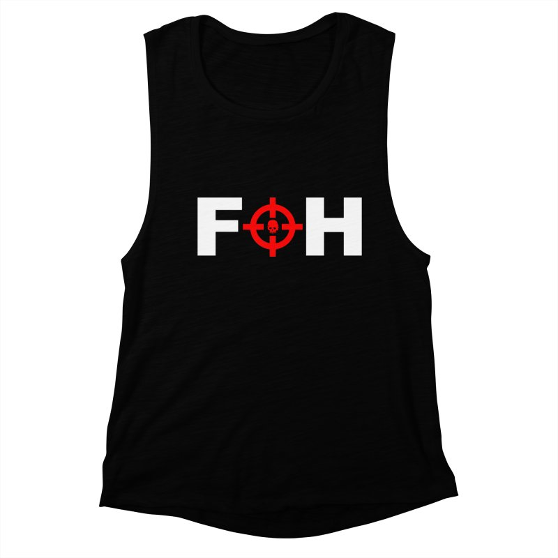 FOH Women's Muscle Tank by Shop LWC
