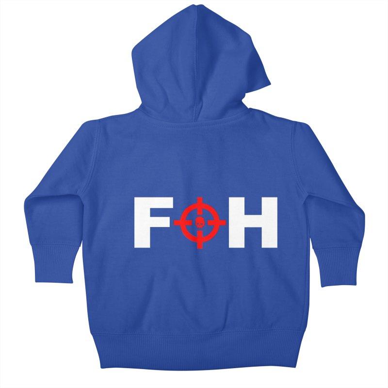 FOH Kids Baby Zip-Up Hoody by Shop LWC