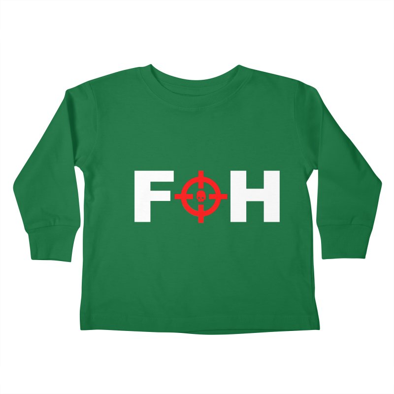 FOH Kids Toddler Longsleeve T-Shirt by Shop LWC