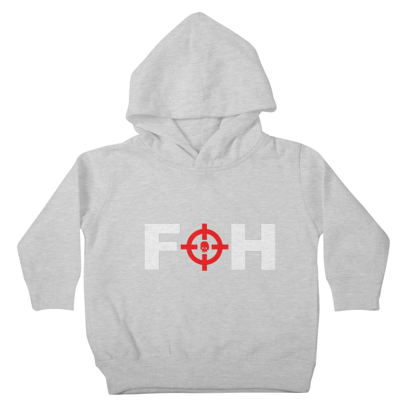 FOH Kids Toddler Pullover Hoody by Shop LWC