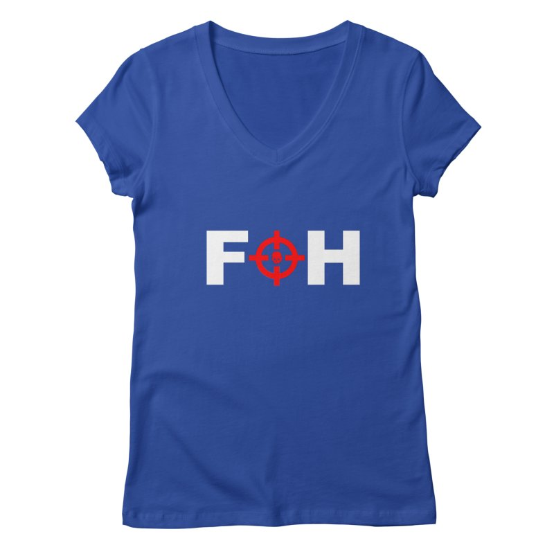 FOH Women's Regular V-Neck by Shop LWC