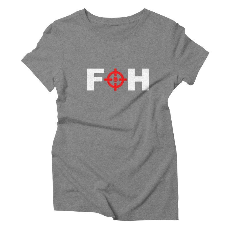 FOH Women's Triblend T-Shirt by Shop LWC