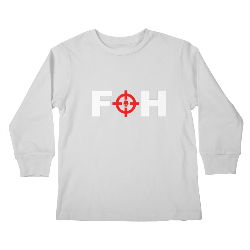 FOH Kids Longsleeve T-Shirt by Shop LWC