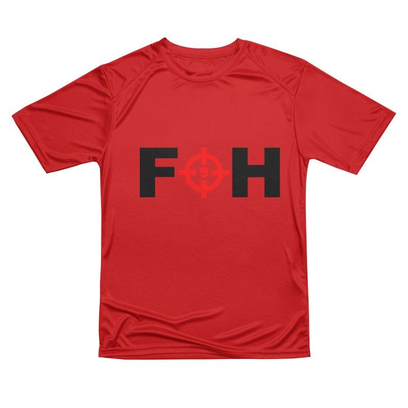 FOH (BLACK) Women's Performance Unisex T-Shirt by Shop LWC