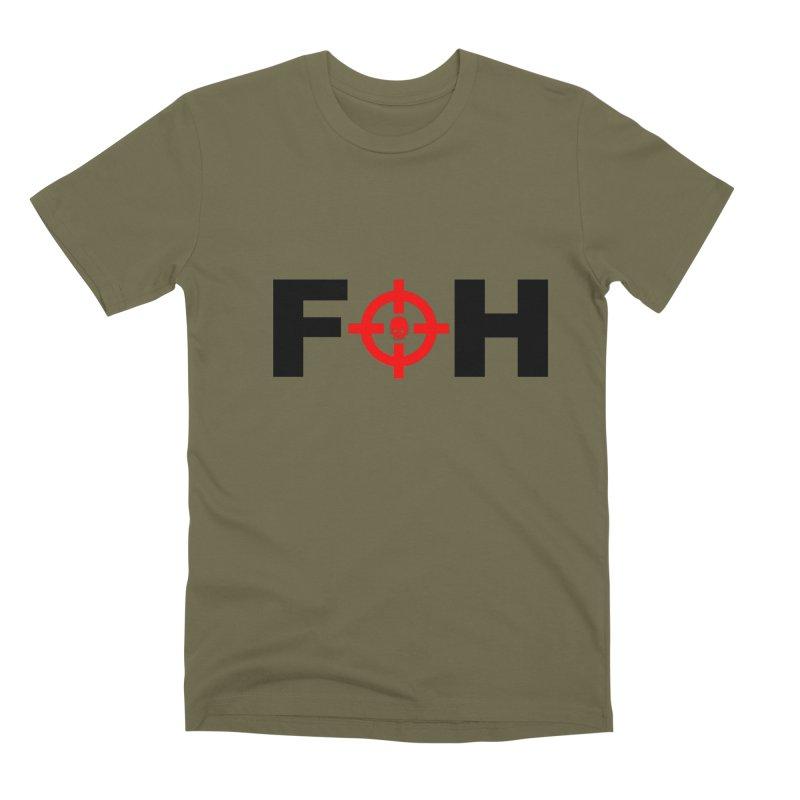 FOH (BLACK) Men's Premium T-Shirt by Shop LWC