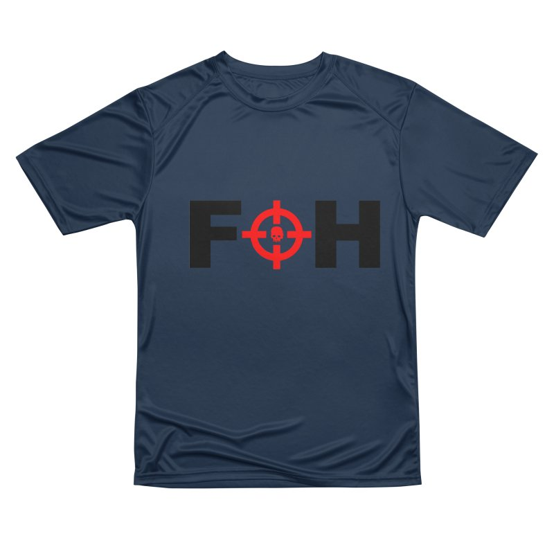 FOH (BLACK) Men's Performance T-Shirt by Shop LWC