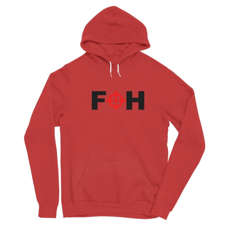FOH (BLACK) Women's Pullover Hoody by Shop LWC
